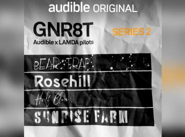 GNR8T Series 2 art work